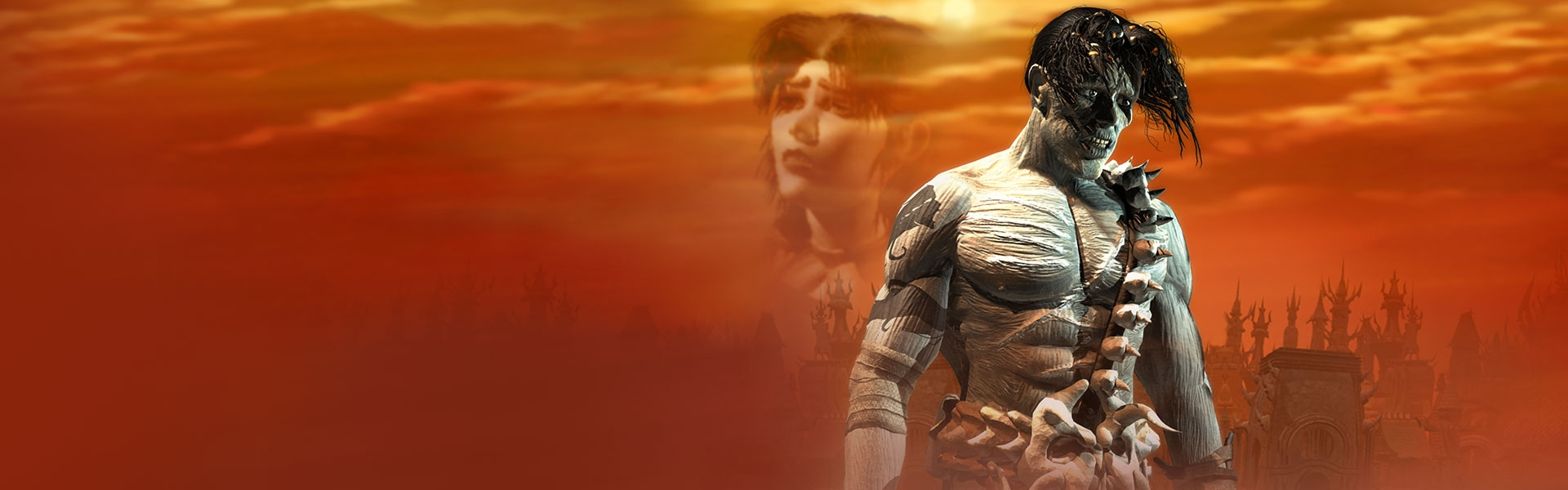 Nameless One, Planescape Torment Enhanced Edition Promotional Banner