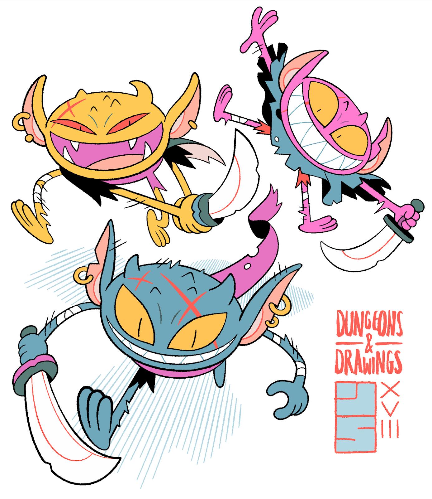 "dungeonsanddrawings """" - by Joe Sparrow dungeonsanddrawings.blogspot.com (2018-12) © dell'autore tutti i diritti riservati"