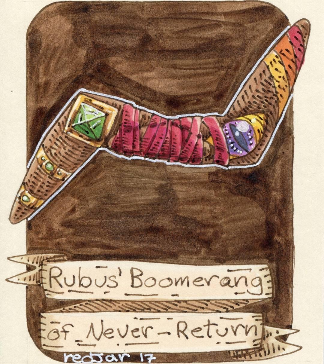 "redjarojam ""Rubus Boomerang of Never Return"" - by Jared DeCosta (redjarojam) www.instagram.com/redjarojam (2017-03) © dell'autore tutti i diritti riservati"
