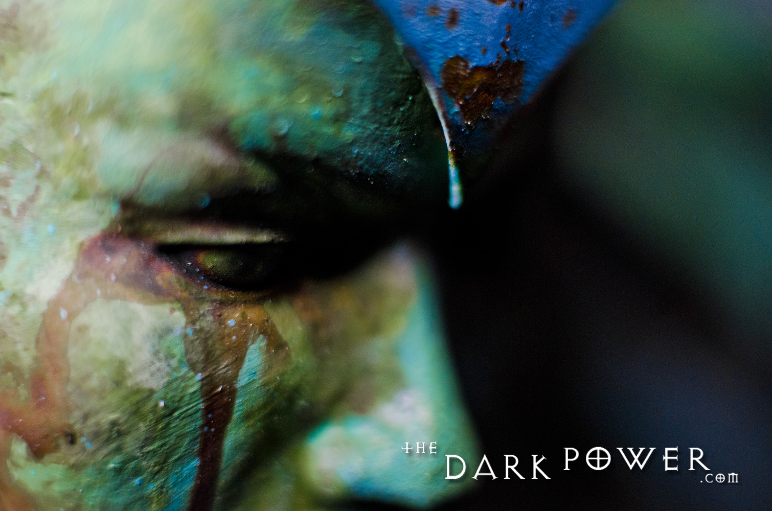 "the-dark-power ""The Lady of Pain"", dettaglio 2 - by The Dark Power (Joe) thedarkpower.com (2018-11) © dell'autore, tutti i diritti riservati"
